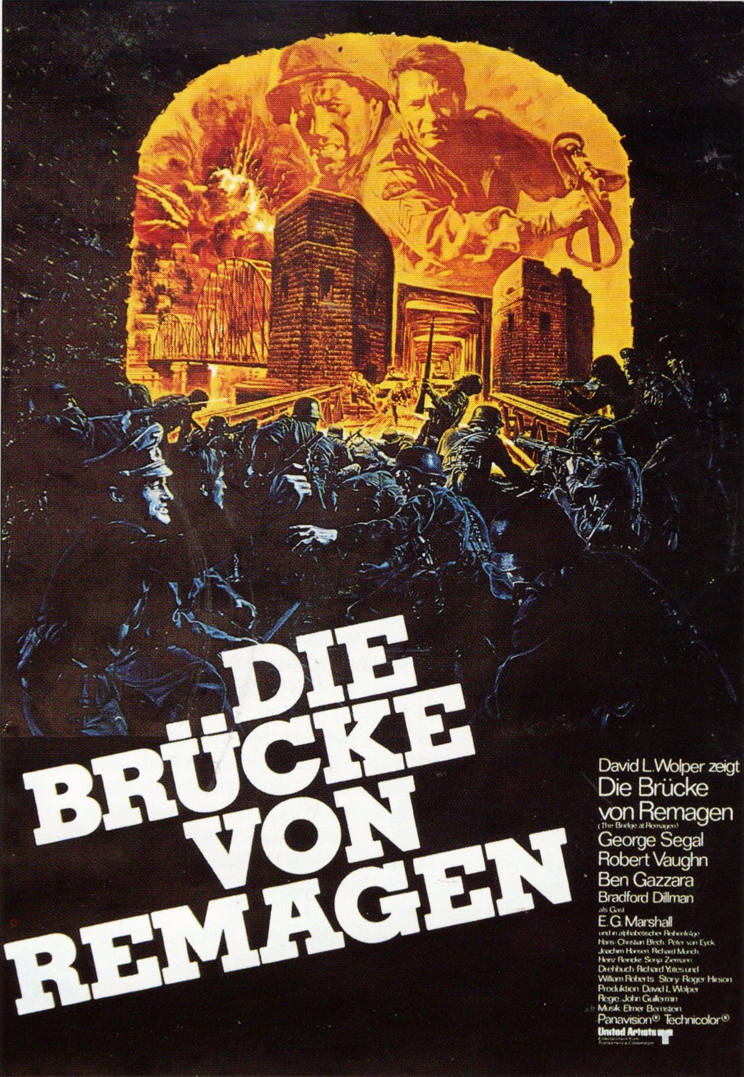Die Brücke Von Remagen Ganzer Film Deutsch