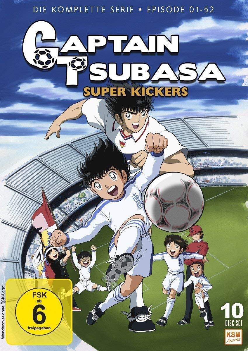 Captain Tsubasa Stream German