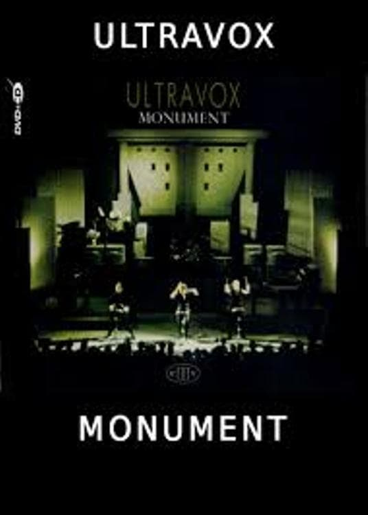 Ultravox: Monument the Soundtrack (1970)