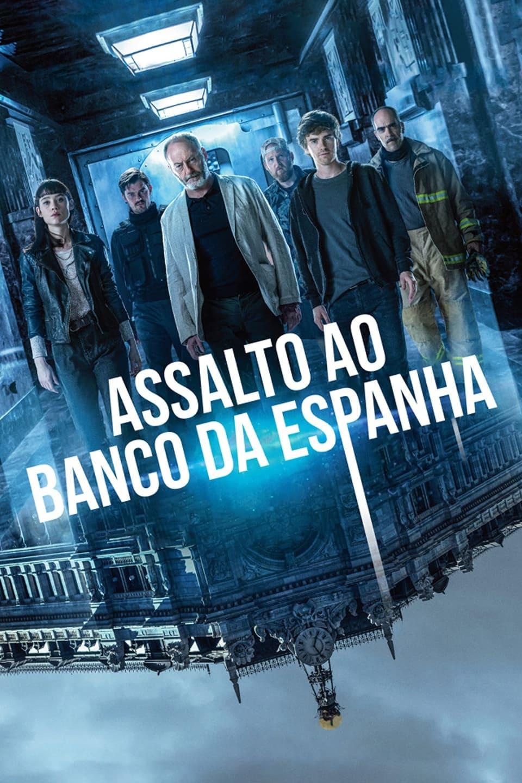 Assalto ao Banco da Espanha Dublado
