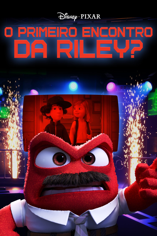 O Primeiro Encontro da Riley? Dublado