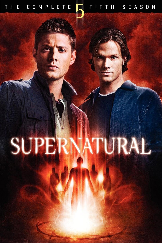 Supernatural 5ª Temporada