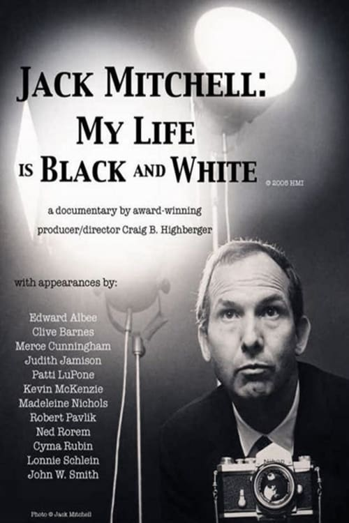Ver Jack Mitchell: My Life Is Black and White Online HD Español (2006)