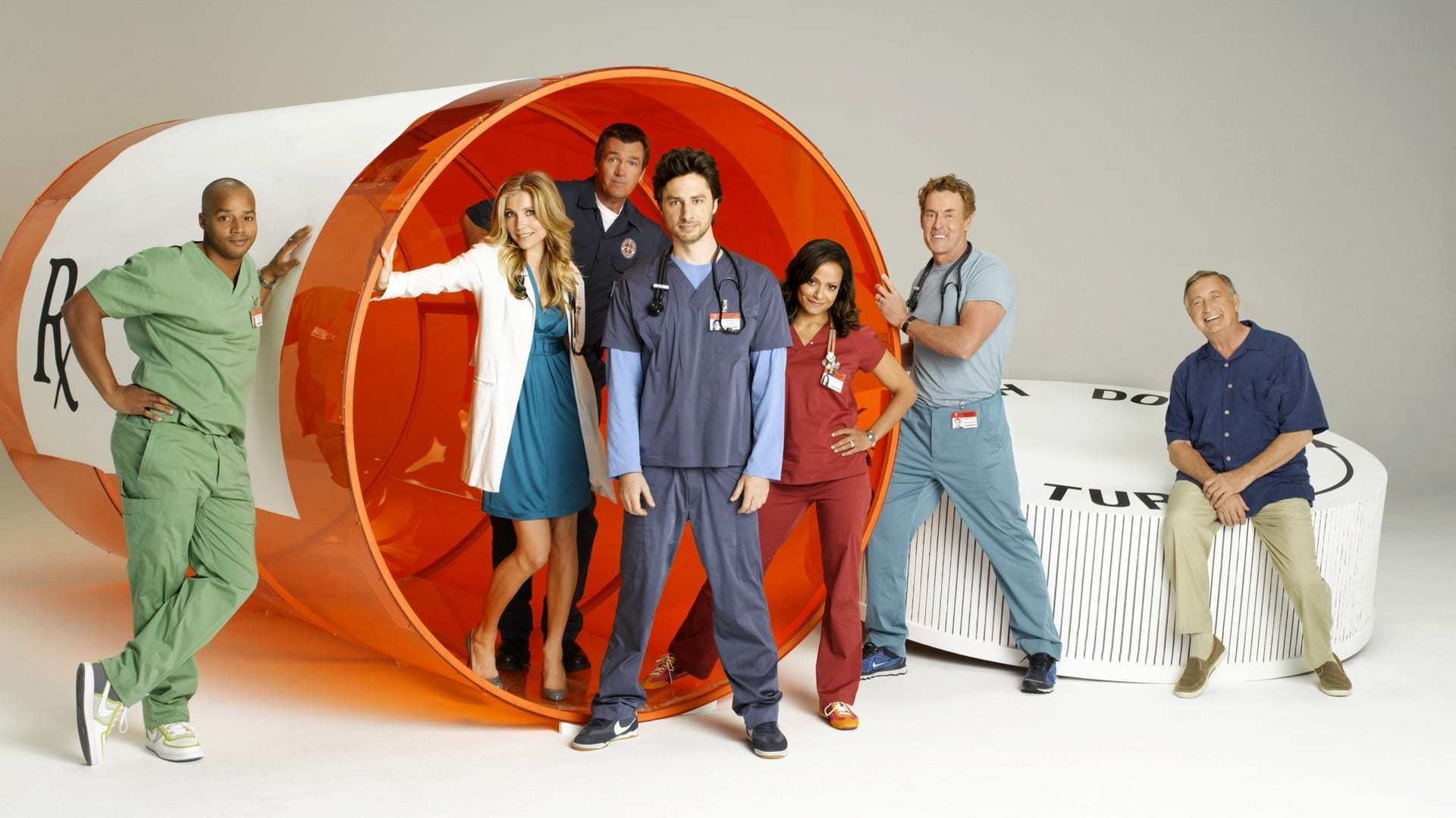 Scrubs - Medici ai primi ferri - Season 9 Episode 6