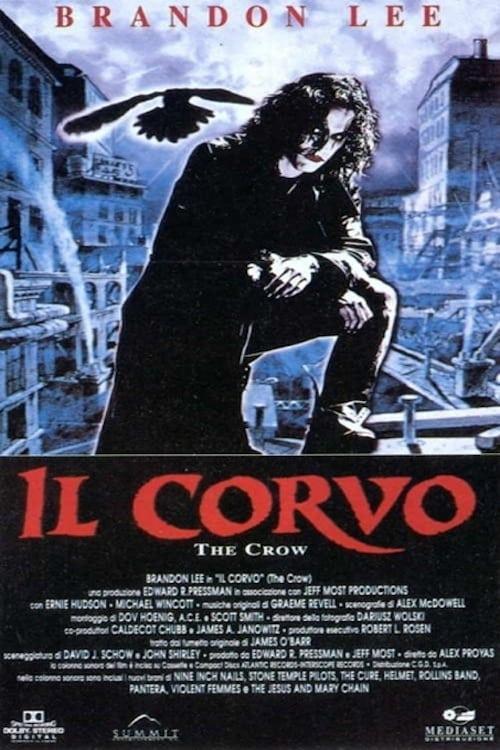 The Crow Film Deutsch Stream