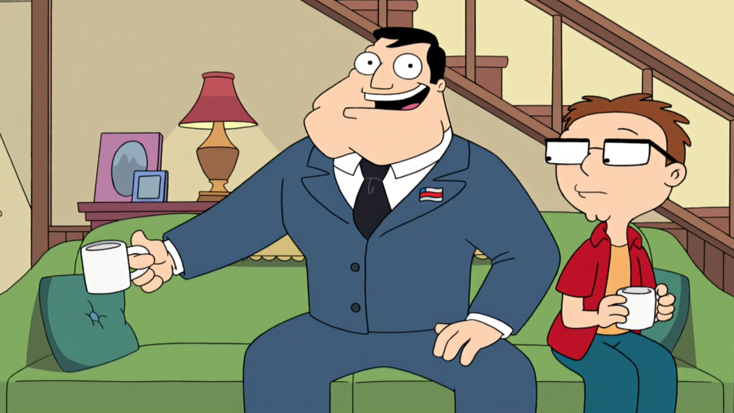 American Dad! - Season 0 Episode 7 : The New CIA