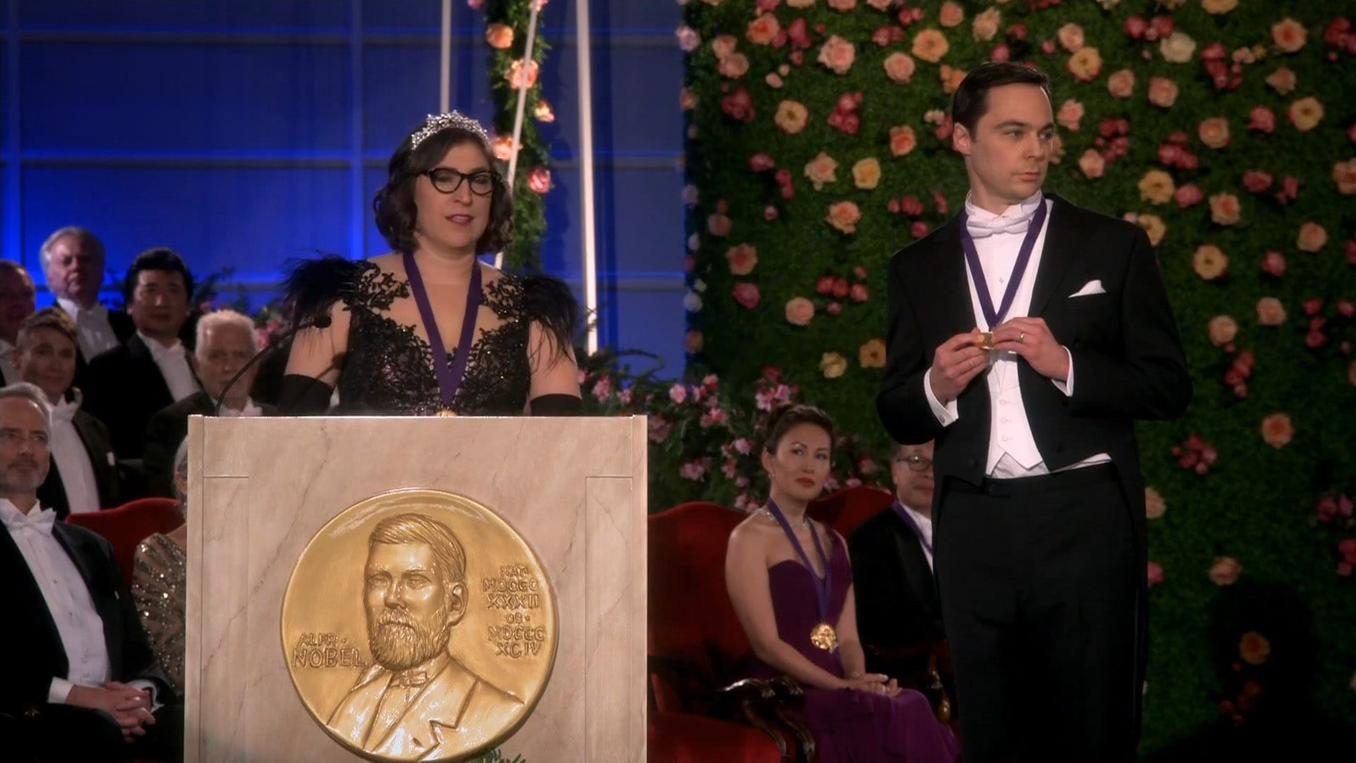 The Big Bang Theory Season 12 :Episode 24  Unraveling the Mystery: A Big Bang Farewell