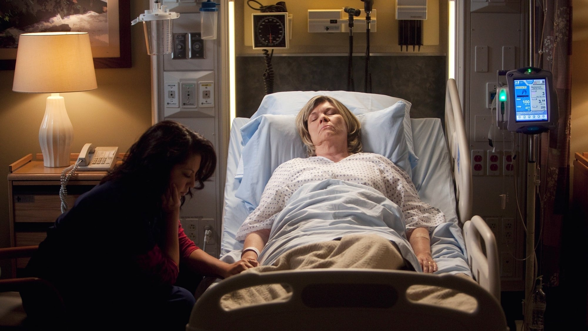 Grey's Anatomy - Season 8 Episode 8 : Heart-Shaped Box
