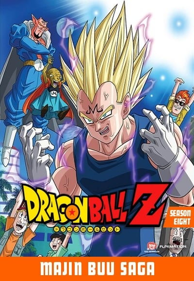 Dragonball Z Season 8