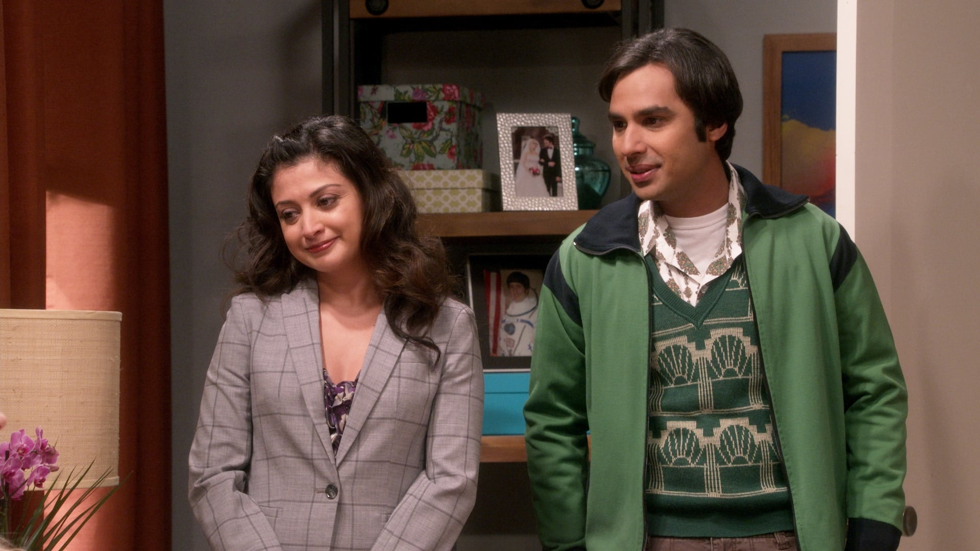 The Big Bang Theory Season 11 :Episode 8  The Tesla Recoil