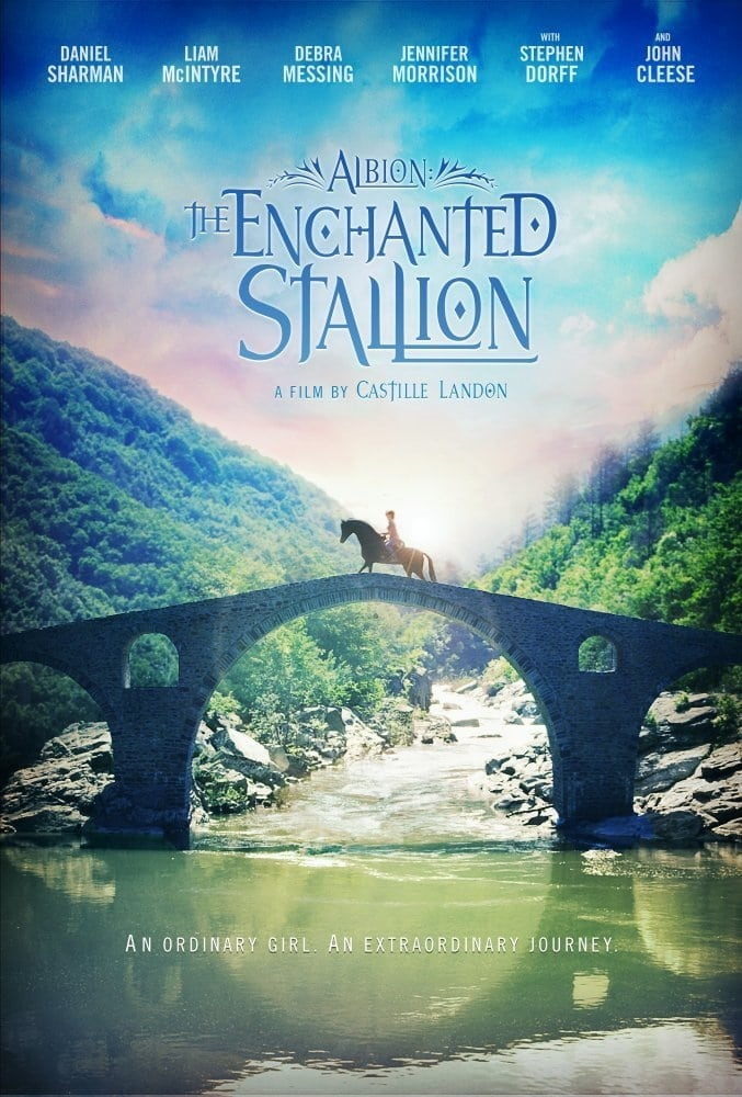 Ver Albion: The Enchanted Stallion Online HD Español (2016)