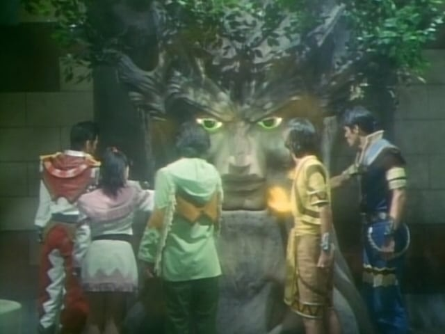 Super Sentai Season 22 :Episode 48  The End of Mokk