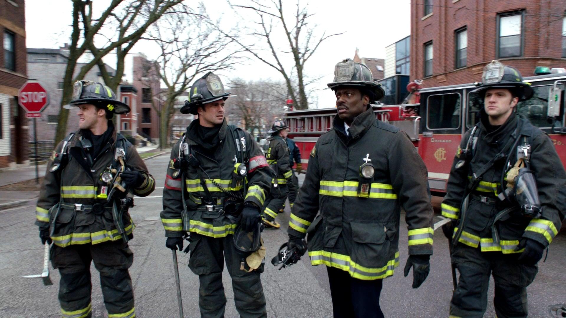 Chicago Fire Season 1 :Episode 14  Wendungen