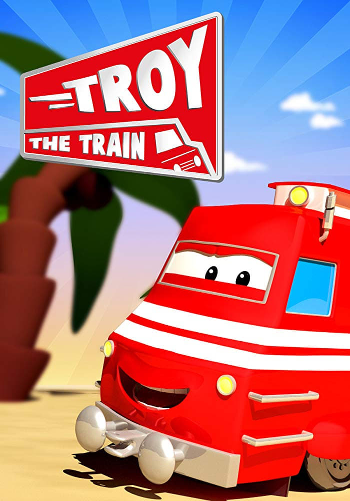 Troy the Train of Car City TV Shows About Kids
