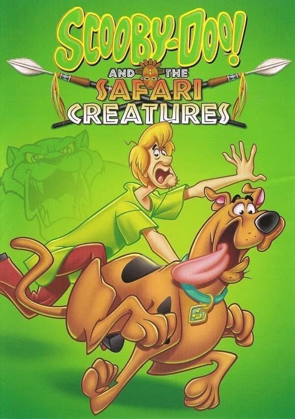 Scooby Doo! and the Safari Creatures (2012)