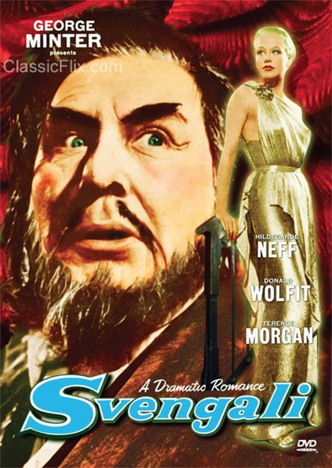 Ver Svengali Online HD Español (1954)