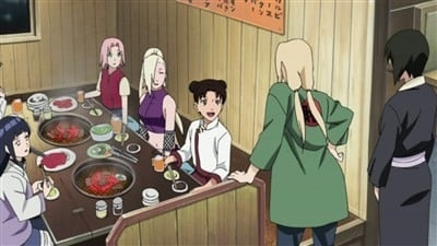 Naruto Shippūden Season 11 :Episode 232  The Girls' Get-Together