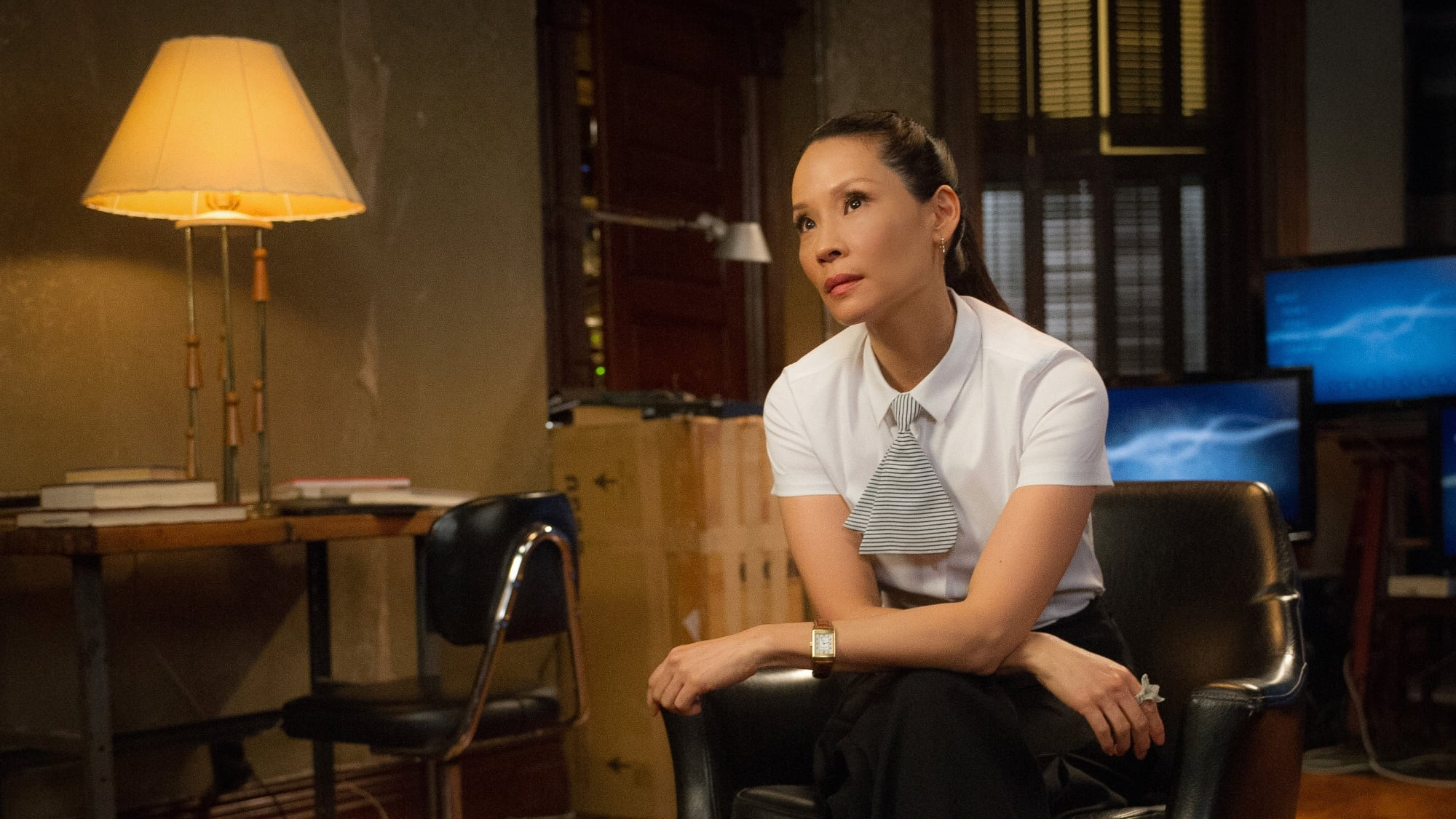 Elementary The Past Is Parent 2015 Backdrops Amp Stills