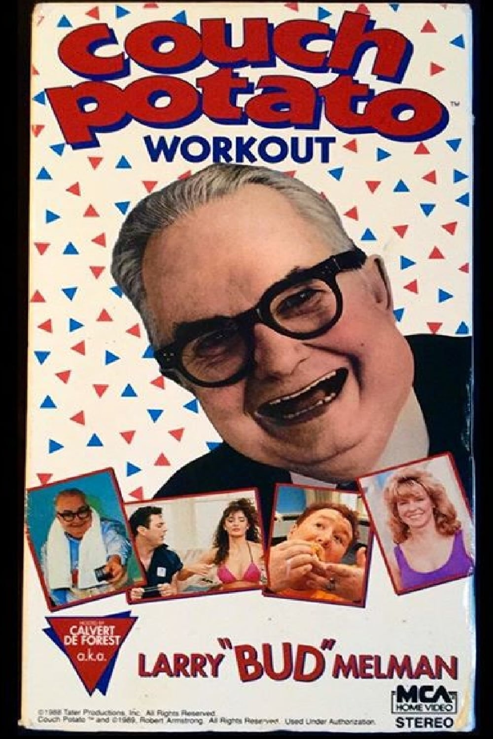The Couch Potato Workout (1988)