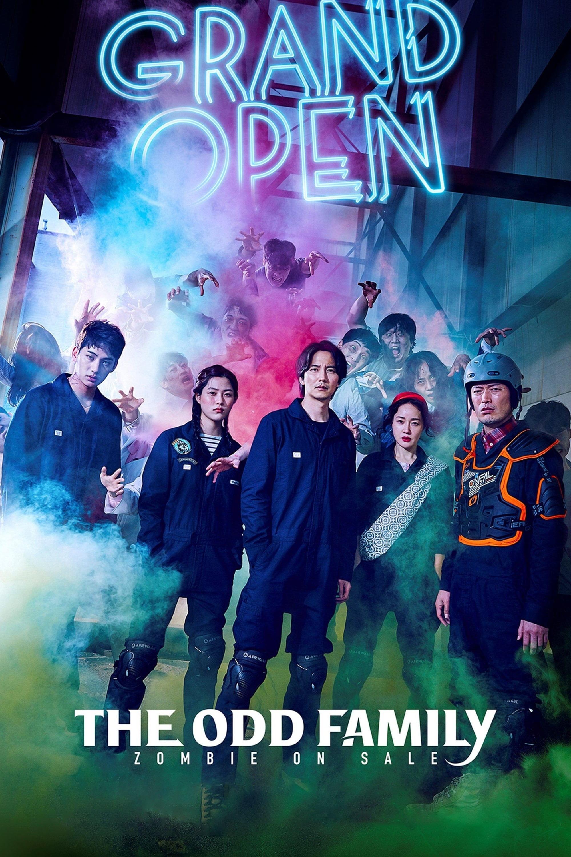 Xem Phim Zombie Đại Hạ Giá - The Odd Family: Zombie on Sale Full Vietsub | Thuyết Minh HD Online
