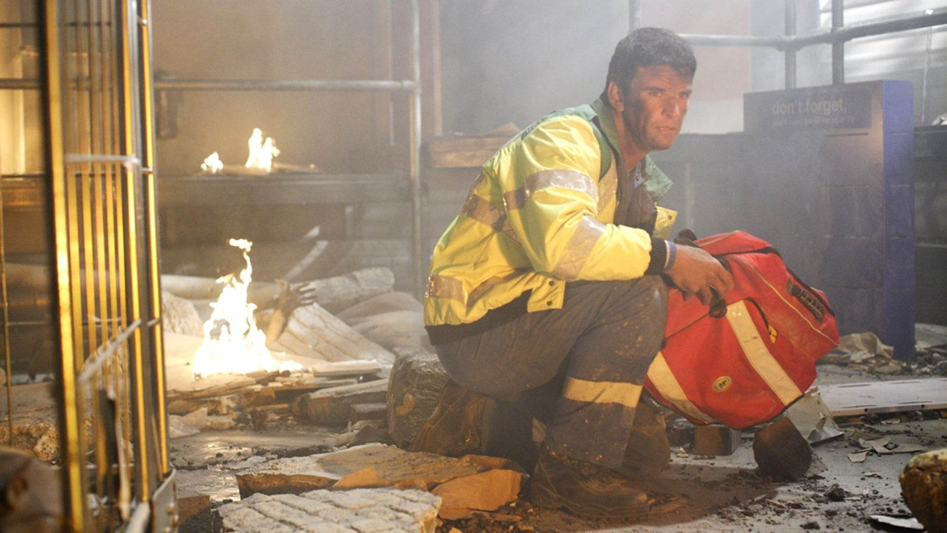 Casualty Season 24 :Episode 2  Dawn of the ED - Part 2