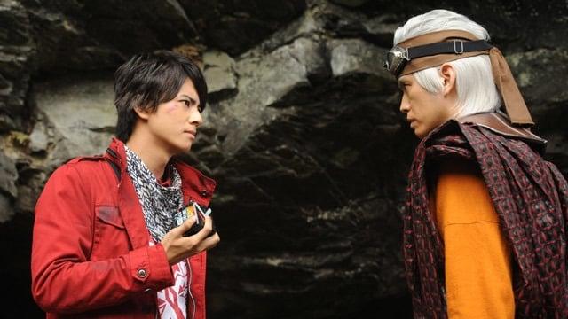 Super Sentai Season 40 :Episode 38  Soar High in the Sky