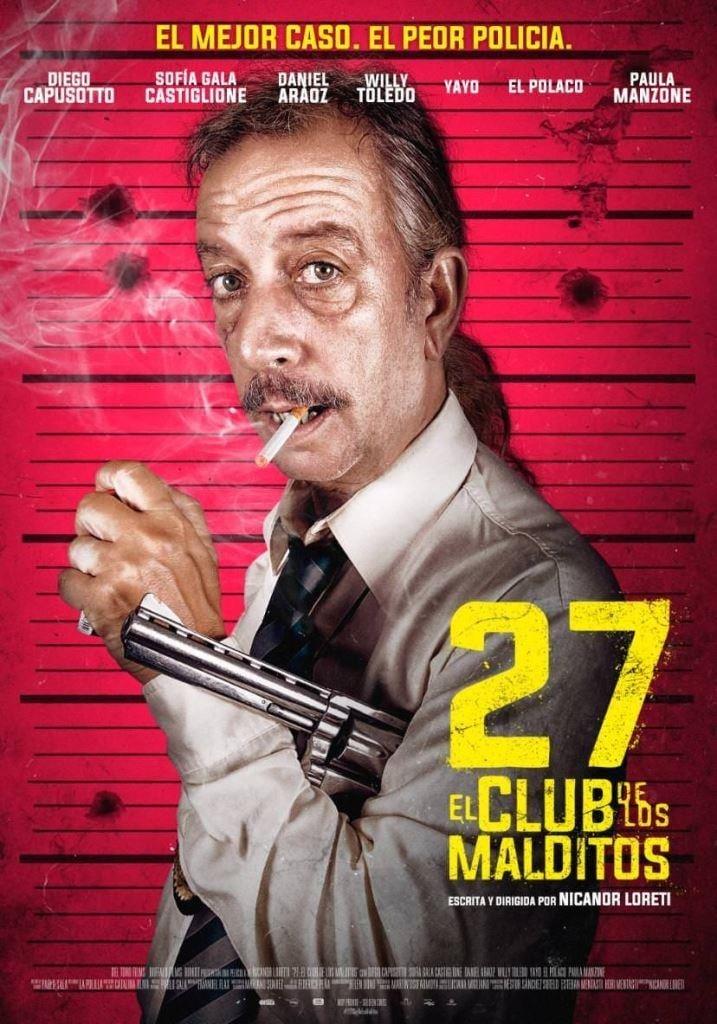27: El club de los malditos en Megadede