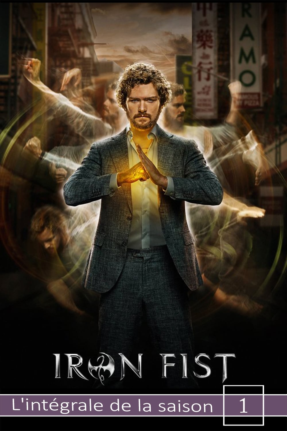 Marvel's Iron Fist streaming sur zone telechargement