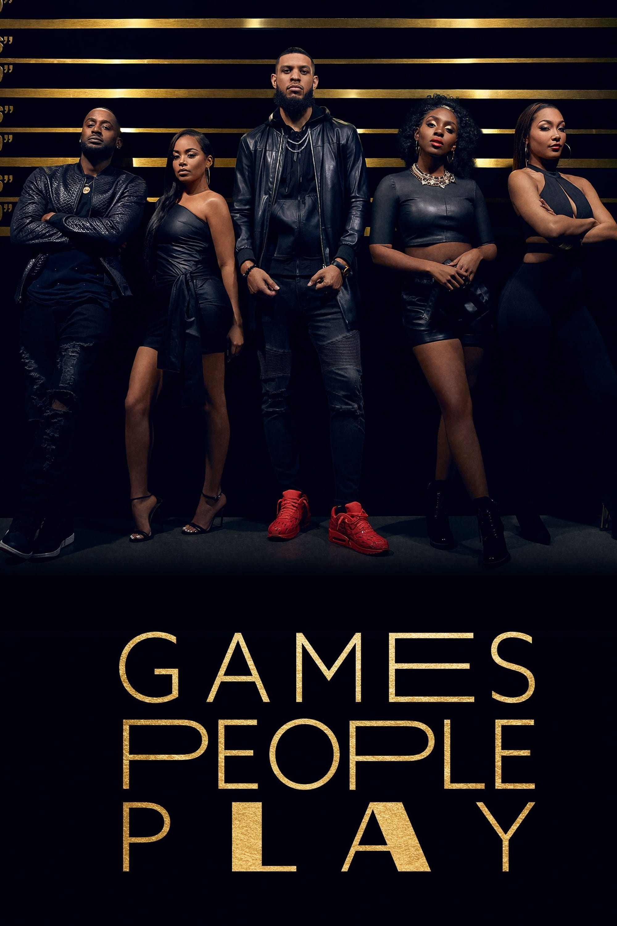 Games People Play (2019)