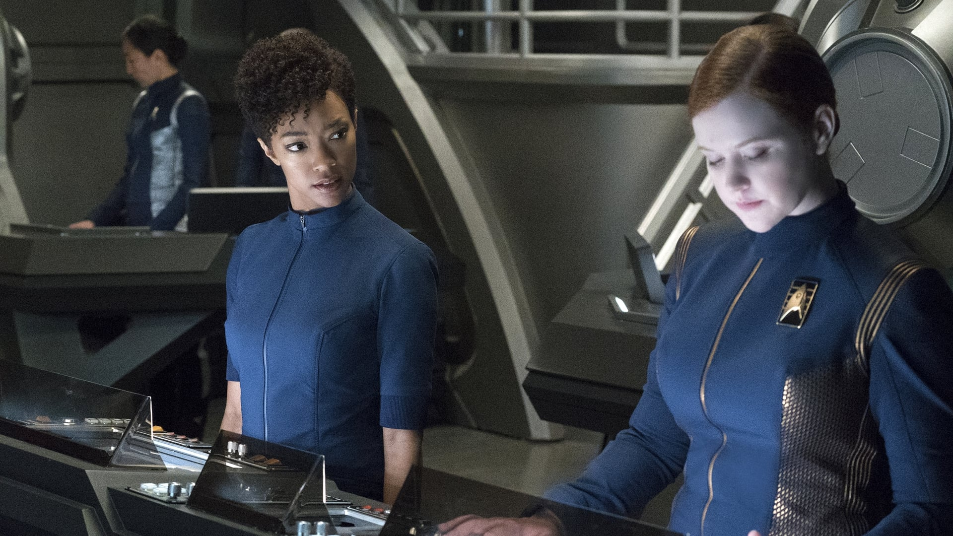 Star Trek: Discovery Season 1 :Episode 3  Context Is for Kings