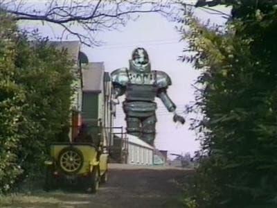 Doctor Who Season 12 :Episode 4  Robot, Part Four