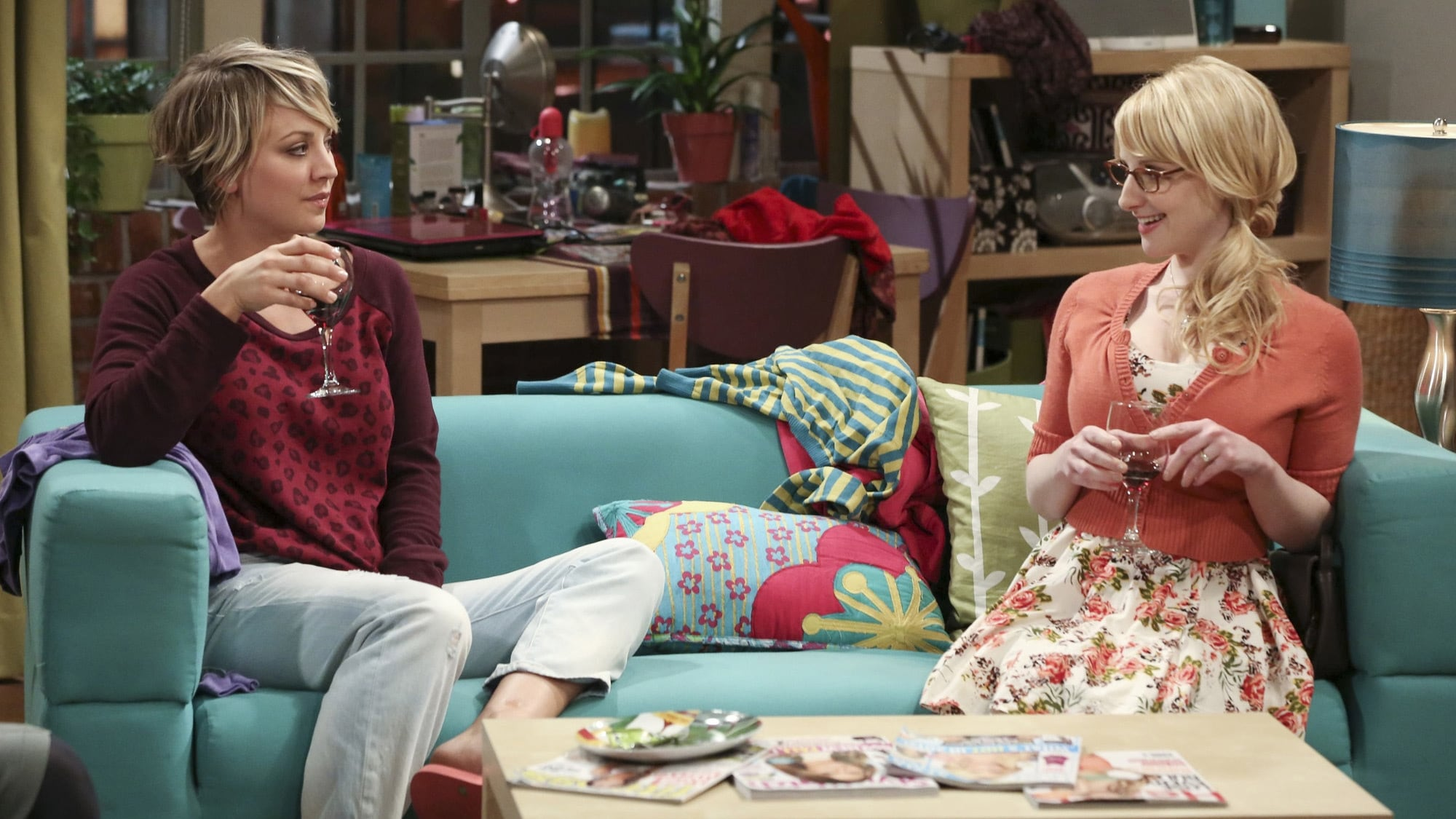 The Big Bang Theory Season 8 :Episode 21  The Communication Deterioration
