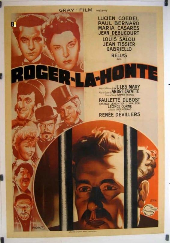 Ver Roger la Honte Online HD Español ()
