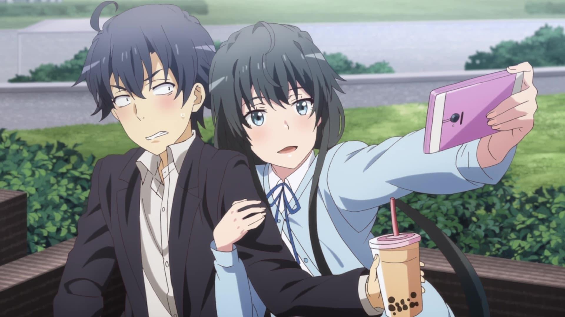 My Teen Romantic Comedy SNAFU Season 3 :Episode 12  My Teen Romantic Comedy is Wrong, As I Expected