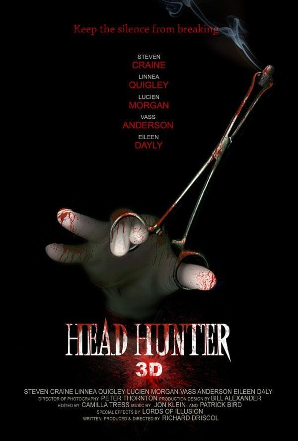 Head Hunter 3D on FREECABLE TV