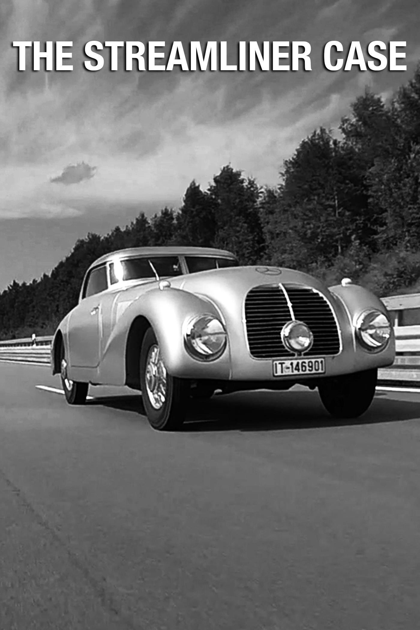 The Streamliner Case - Recreating The Mercedes-Benz 540K