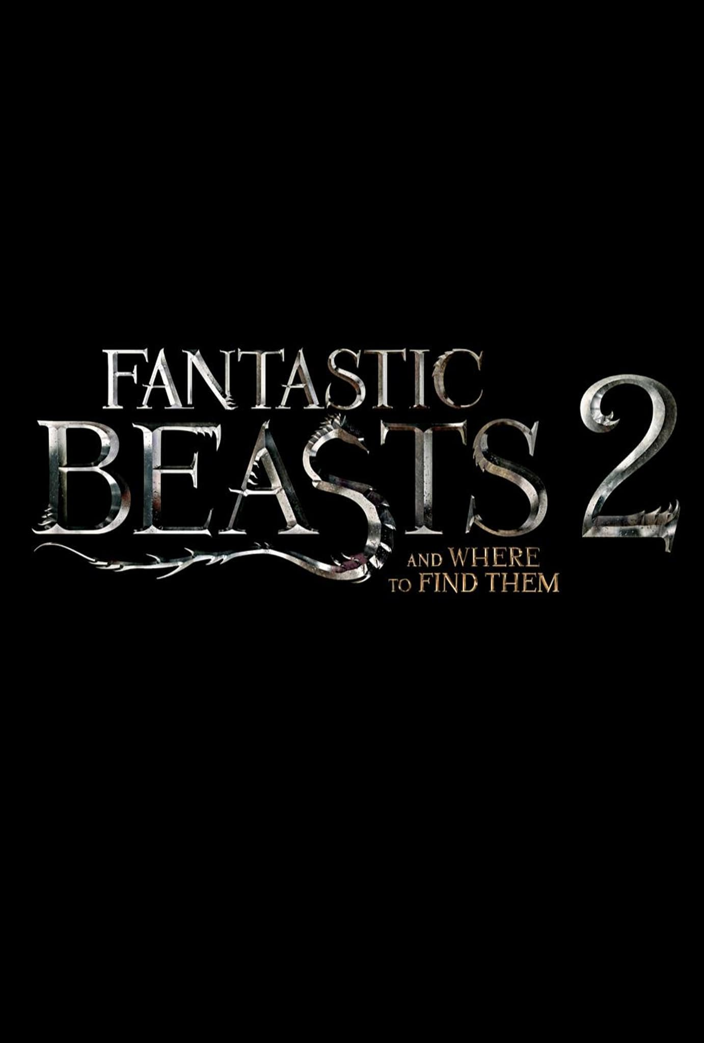 Poster and image movie Film Fantastic Beasts and Where to Find Them 2 - Fantastic Beasts and Where to Find Them 2 - Fantastic Beasts and Where to Find Them 2 -  2018