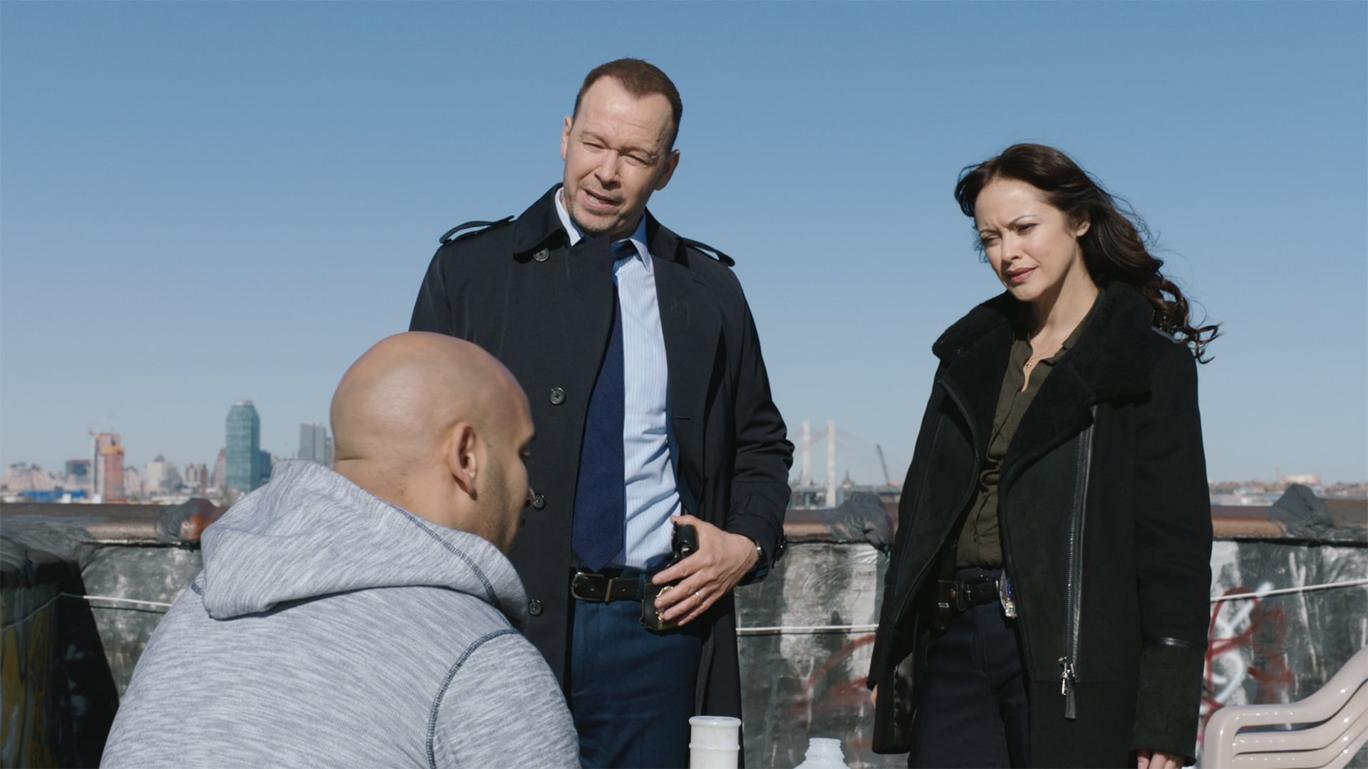 Blue Bloods Season 8 :Episode 12  The Brave