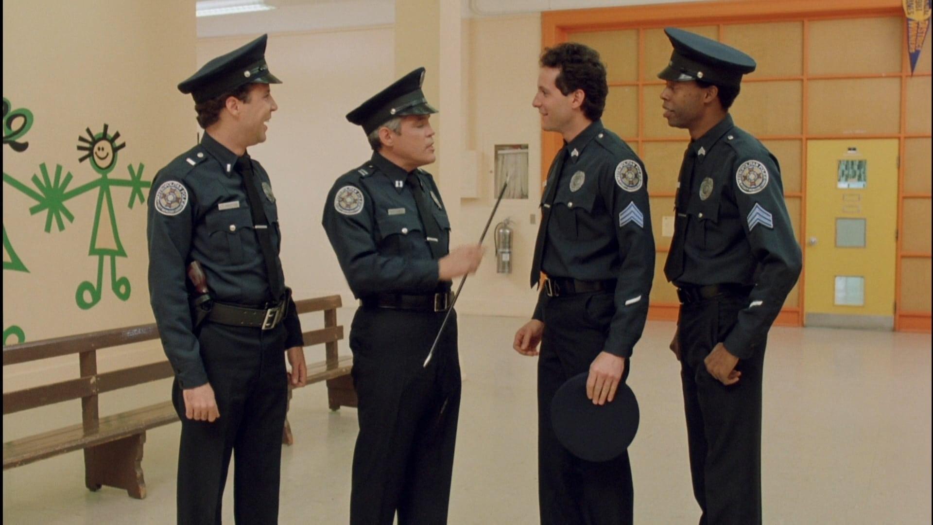 Police Academy 4
