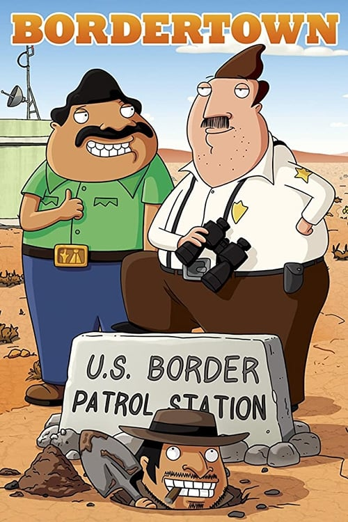Bordertown TV Shows About Dysfunctional Family