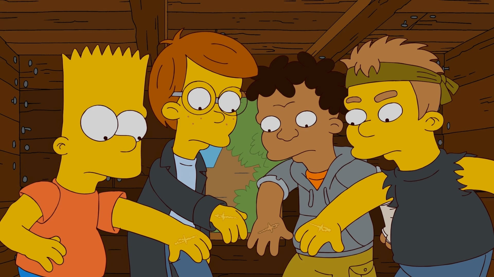 The Simpsons Season 22 :Episode 10  Moms I'd Like to Forget