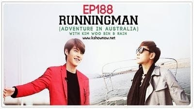 Running Man Season 1 :Episode 188  Adventures in Australia