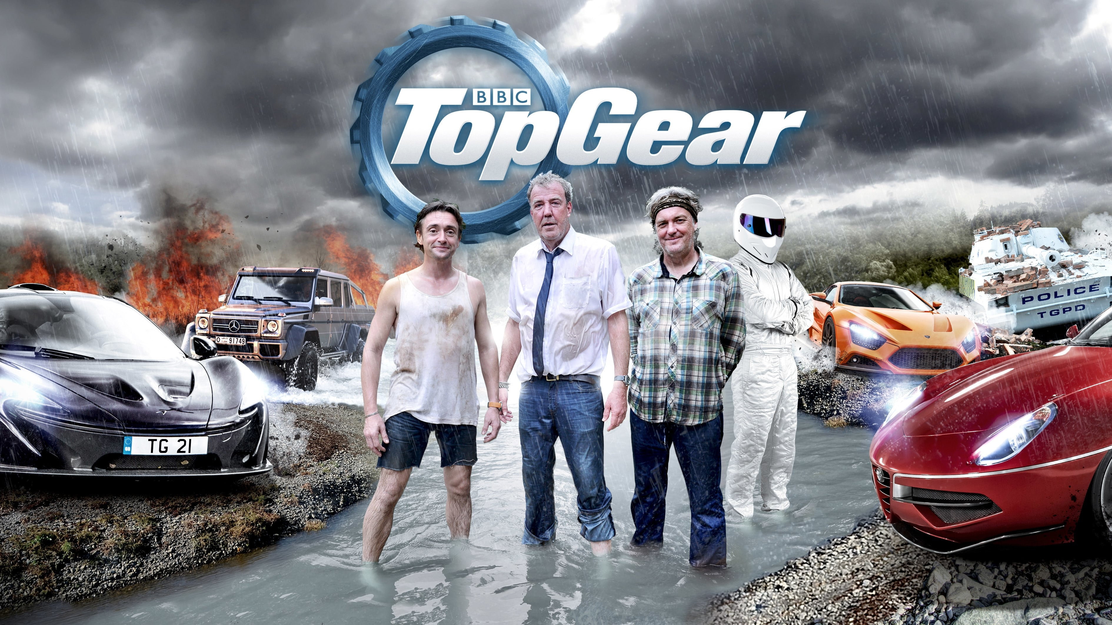 Top Gear - Series 6