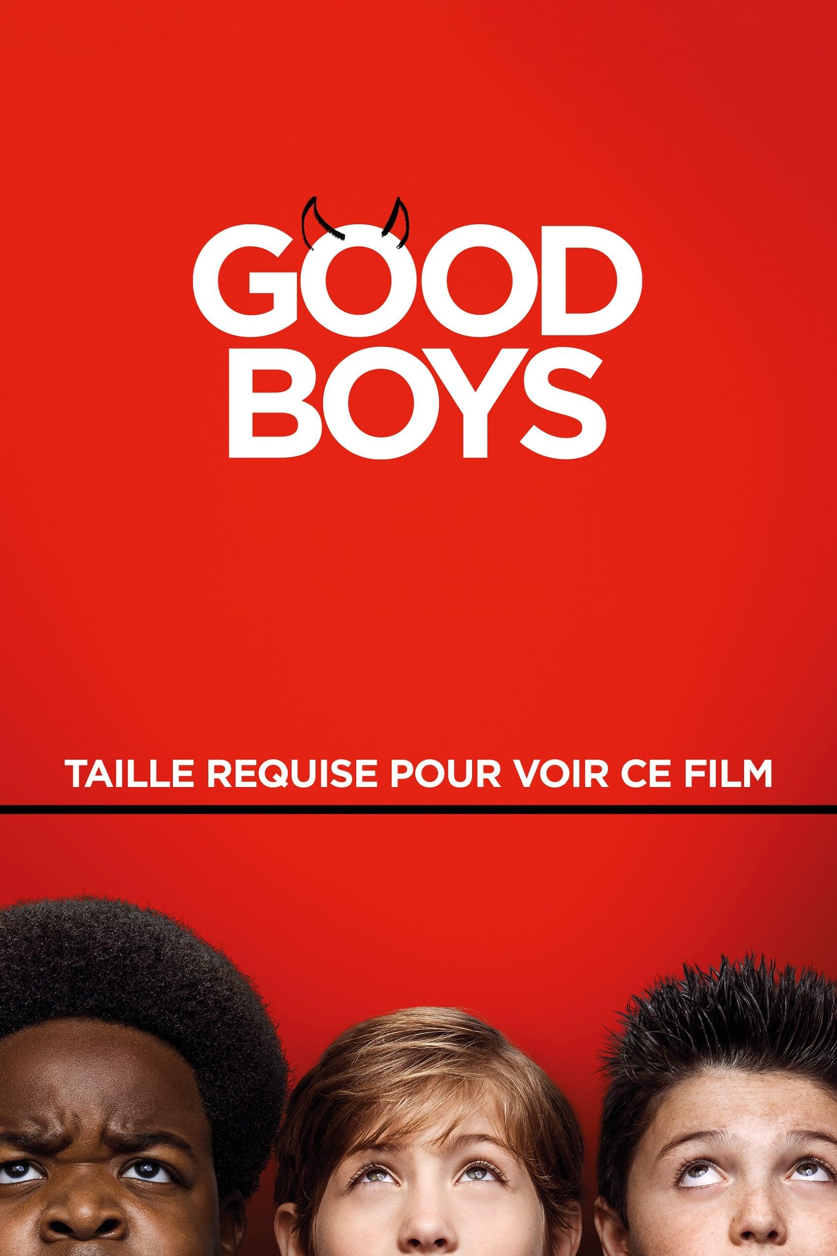 Good Boys streaming sur zone telechargement