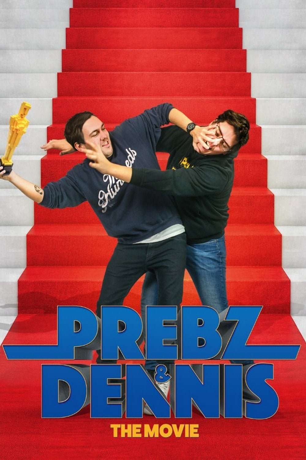 Prebz og Dennis: The Movie (2017)