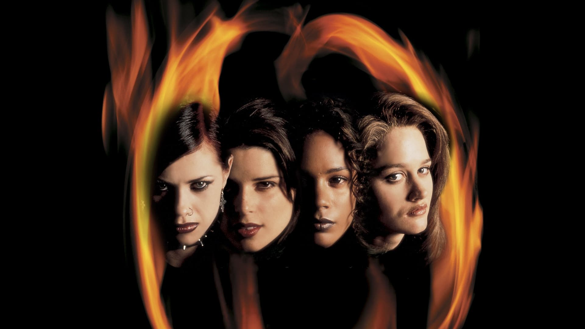 Jóvenes y brujas (1996)