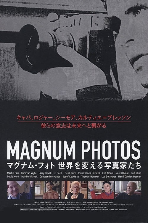 Magnum Photos: The Changing of a Myth (2001)