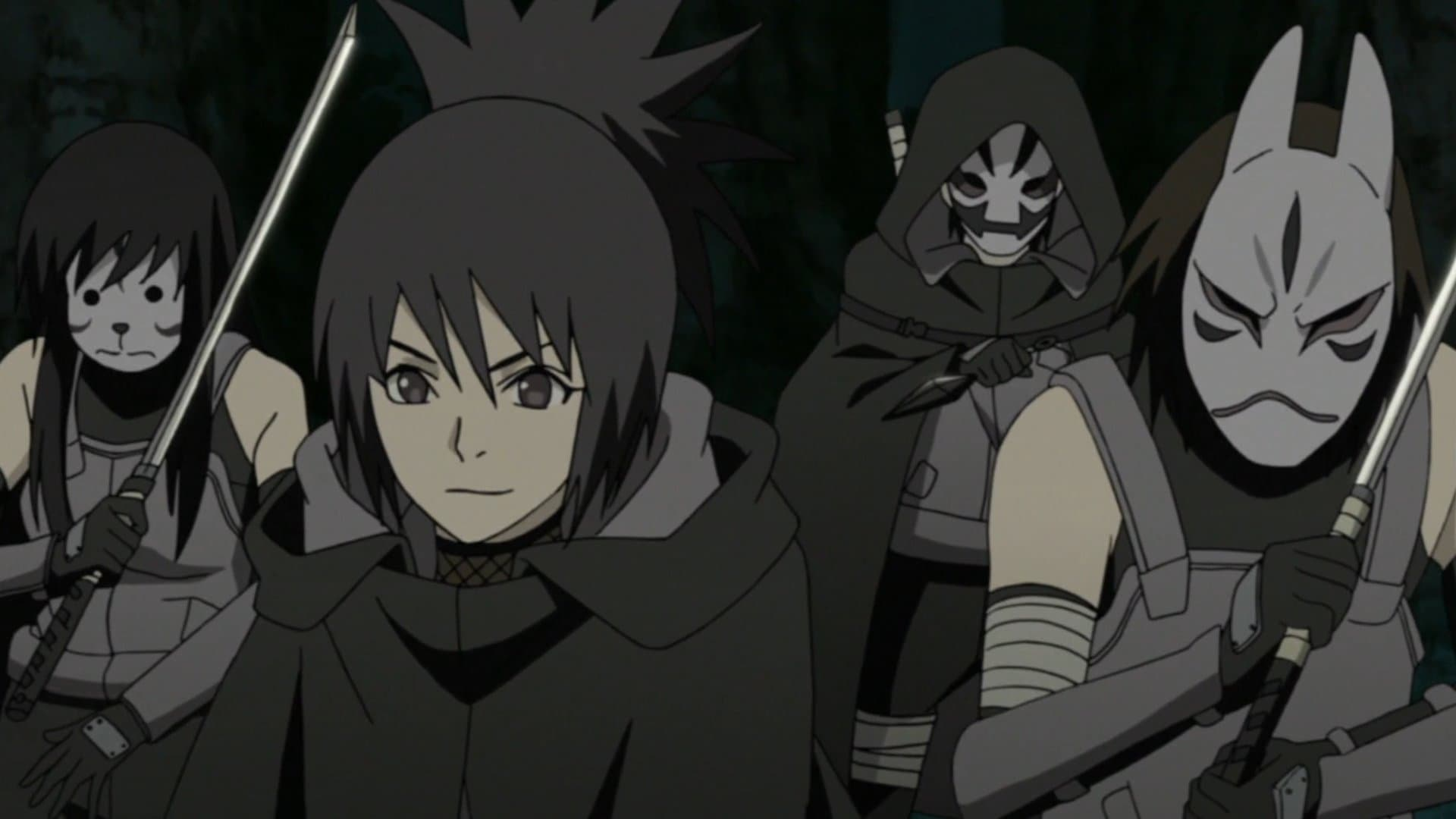 Naruto Shippūden Season 20 :Episode 445  The Pursuer