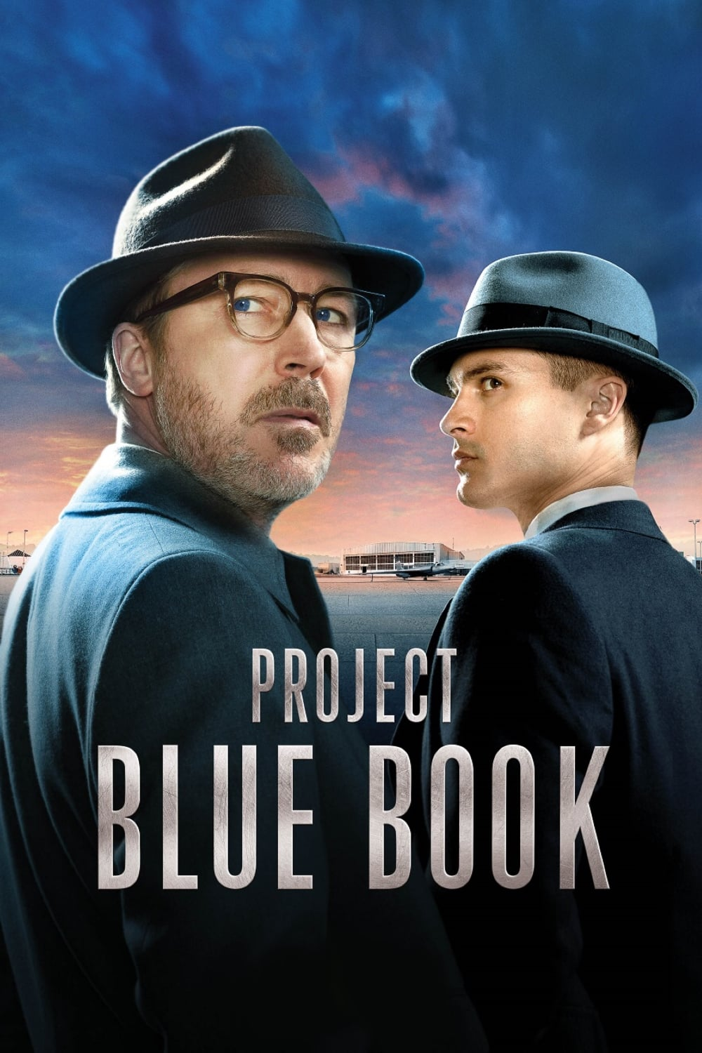 Project Blue Book (TV Series 2019- ) - Posters — The Movie