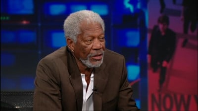 The Daily Show with Trevor Noah Season 18 :Episode 108  Morgan Freeman